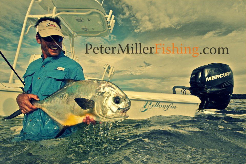 Bass pro shops shoot in biscayne bay florida peter for Bass pro shops monster fish