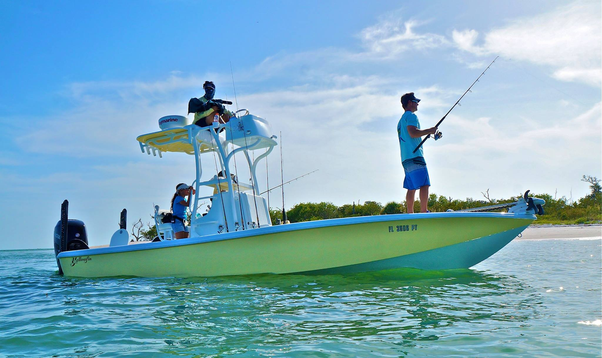 Versatile bay boats peter miller for New fishing boats